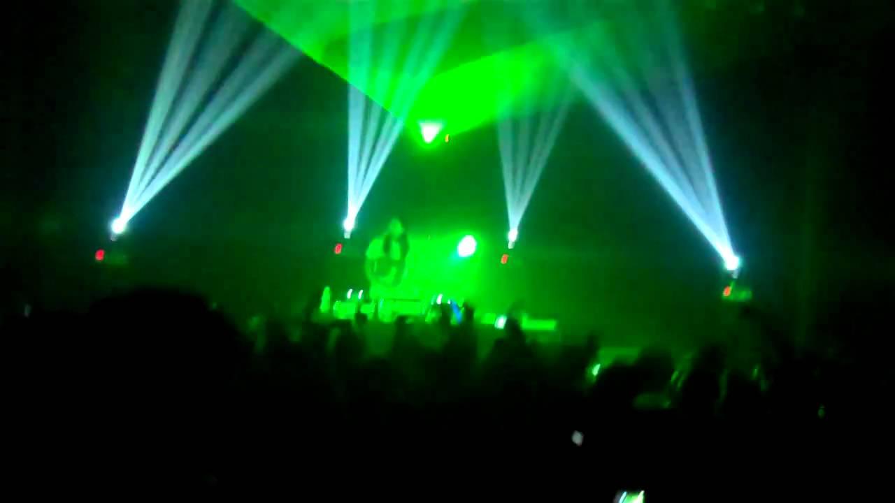 Steve Aoki @ The Granada, Lawrence KS 16 Mar 2011
