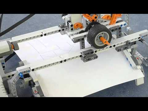 LEGO MINDSTORMS NXT 2.0 Printer