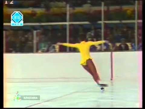 Dianne de Leeuw - 1976 Olympics - Free Skate