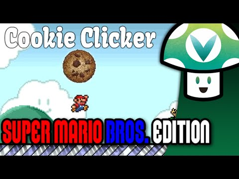 [Vinesauce] Vinny - Cookie Clicker: Super Mario Edition