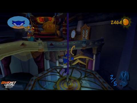 Sly 2 Ladrones de Guante Blanco - Un puente levadizo y un esmoquin - Parte 10 HD