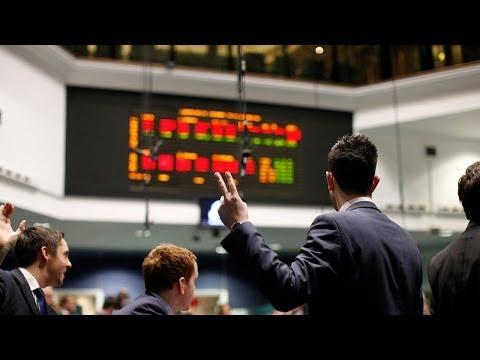 European Stocks Rebound Amid Deal Enthusiasm