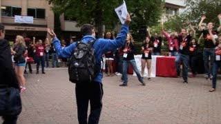 Stanford Welcomes Class of 2016