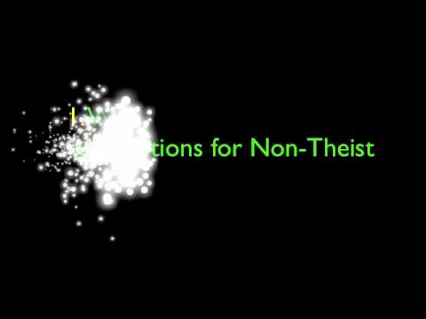 5 Quesetions for Non-Theists from a Non-Theist