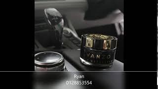 100% Original Japan Vanzo Car Air Freshener A005 2