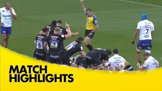 Exeter Chiefs v Bath - Aviva Premiership Rugby 2017-18