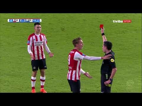 Hollanda Ligi 24. Hafta I PSV Eindhoven 2-2 Heerenveen Maç Özeti