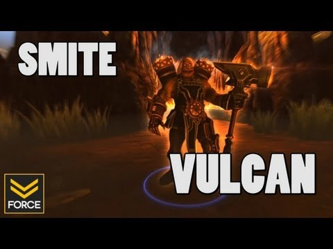 Vulcan (Smite Gameplay)