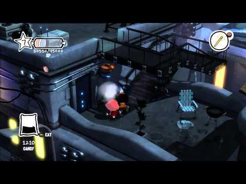 Costume Quest 2 - Elite Speakeasy Deliveries [PS4 Gameplay HD 60 FPS]