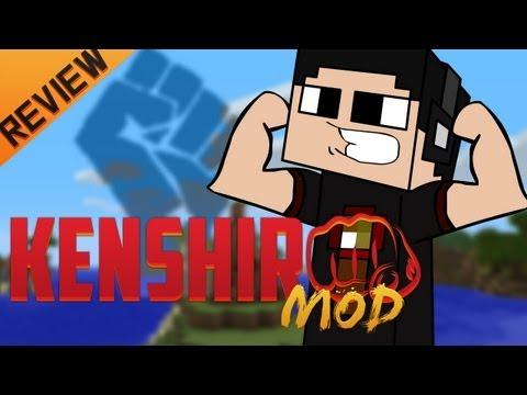 Minecraft para PC: Kenshiro Mod para 1.4.4. como Instalarlo y Review!! (Forge)