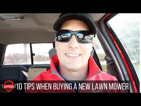 Top 10 Tips For Buying A New Commercial Lawn Mower