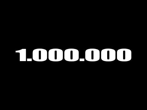 Über 1.000.000 Abrufe....
