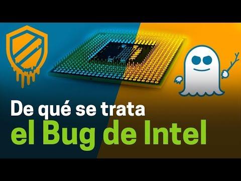 El bug de Intel | Meltdown y Spectre ¿Qué falló y porqué?
