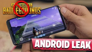 Fortnite ANDROID E3 LEAKS - Changes To RIVAL PUBG??