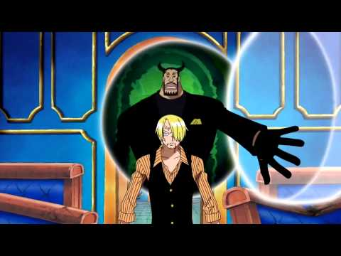 One Piece Sound Effects - Blueno´s Door (doa Doa) video