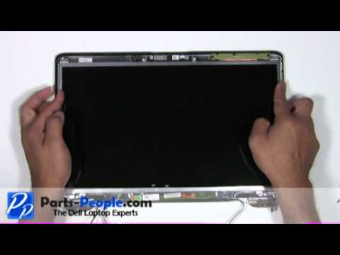 Dell Inspiron 1545   CCFL LCD Backlight Inverter Board Replacement   How-To-Tutorial