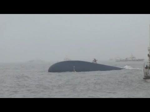 South Korean ferry: Search continues as Vice Principal commits suicide