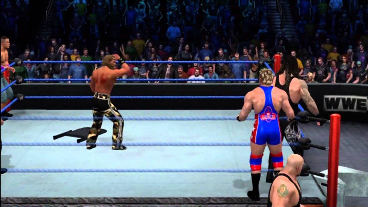 Bragging Rights 2010 Smackdown vs Raw Smackdown vs Raw Bragging