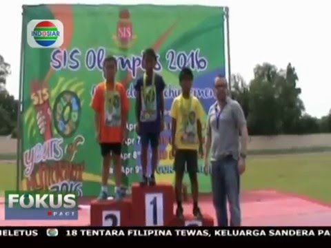 SIS Olympics 2016 news coverage by Indosiar