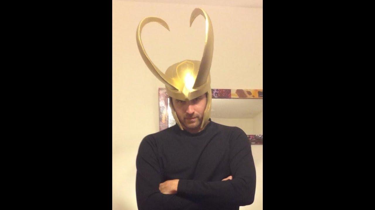 Loki Helmet Horns Loki Helmet Quick Tips