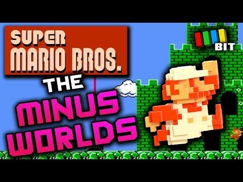 Download THE MINUS WORLDS | Super Mario Bros. Mystery Bit [TetraBitGaming] Mp4 baru