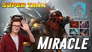 Miracle Pudge Super TANK | Dota 2 TOP MMR