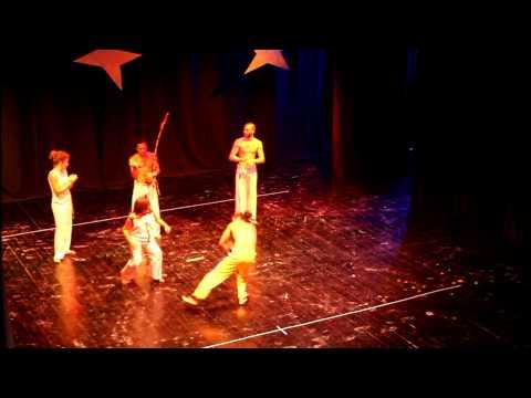 Saggio Futura Sport, Capoeira Gira Mundo, Teatro Verdi Casciana Terme, 21-06-2012