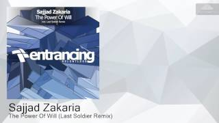 ENTRMR001 Sajjad Zakaria - The Power Of Will (Last Soldier Remix) [Uplifting Trance]