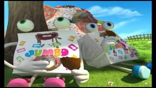 Jumbo Σοκολατένια Αυγά - Τηλεοπτικό Σποτ Πάσχα 2014