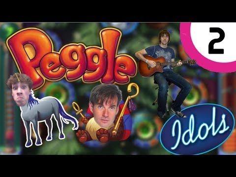 Peggle Playthrough Deel 2 - TOCH wél een muziekcarrière!