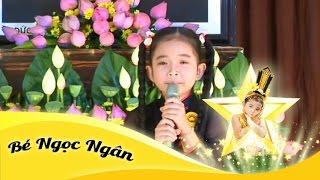 Bé Ngọc Ngân hát ca cổ nhạc
