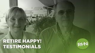 Retire Happy! Testimonials