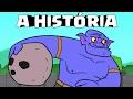A HISTÓRIA DO LANÇADOR