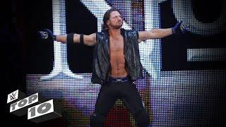 Most Memorable Debuts of 2016: WWE Top 10