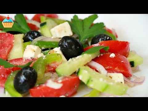 Ну, оОчень вкусный - Греческий Салат!