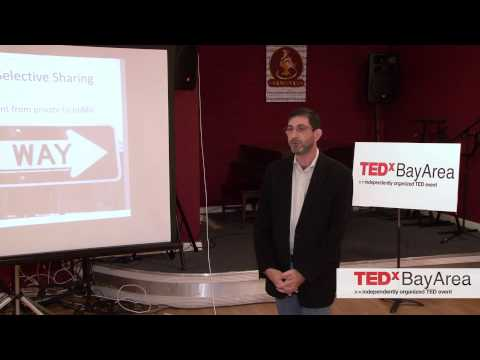 Digital Health Futures: Empowerment or coercion: Marc Smith at TEDxBayArea