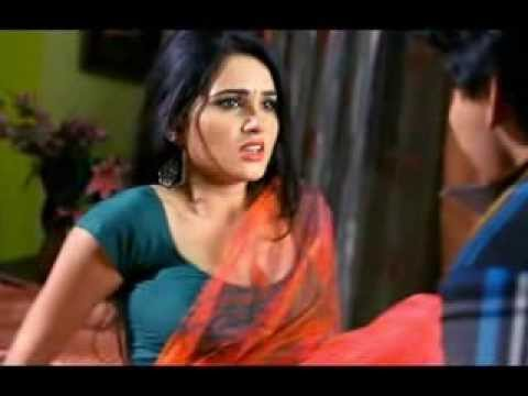 Kavya In Transparent Saree Sorry Teacher Hot Tamil Movie