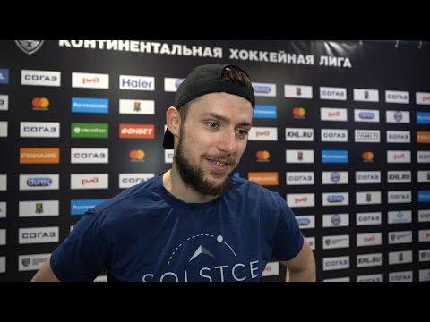 """Мартин Бакош - об игре со """"Слованом"""" и шансах в плей-офф"""