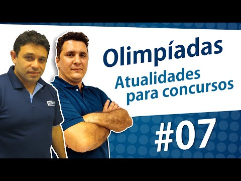 Evento Gratuito - Olimpíadas Rio 2016 - Atualidades - AEP