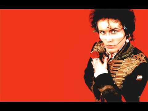 Adam Ant - Babylet Me Scream At You