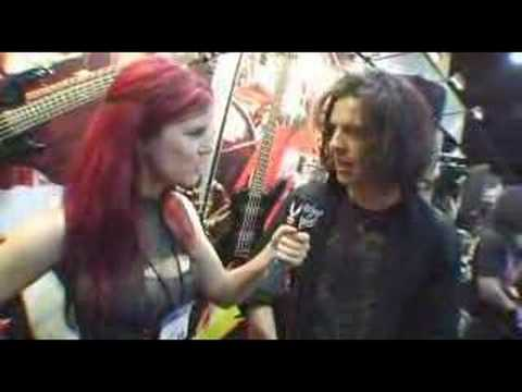 Alex Skolnick Trans-Siberian from at Dean Guitars NAMM 2008