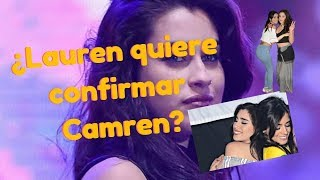 Download Lagu ¿Lauren quiere confirmar Camren? - Camila y Lauren juntas 2018 Gratis STAFABAND