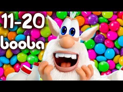 Booba Season 2 (11-20) Funny cartoons for kids 2018 KEDOO ToonsTV thumbnail