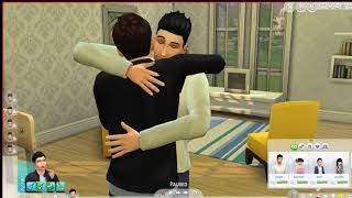 100 Baby Challenge #12 ADAM LEVINE REUNITES WITH HIS SON