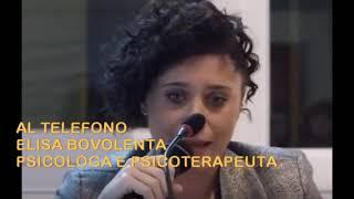 ORE 17 LIVE Intervista  a ELISA BOVOLENTA PSICOLOGA