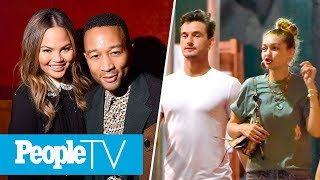 Trump Targets Chrissy Teigen & John Legend, Gigi Hadid & Tyler C. At Fashion Show | PeopleTV
