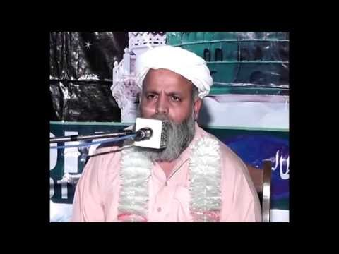Makhdom Jafar Hussain Qureshi Taqreer Chak No 34 Sb Sargodha Part 1 2014  H264 480p video