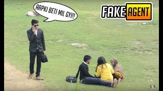 CID Agent Prank | Aapki Beti Mil Gyi | Pranks in India | SOS Pranks