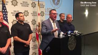 San Jose police officers union says auditor attended 'anti-police rally,' calls for his removal