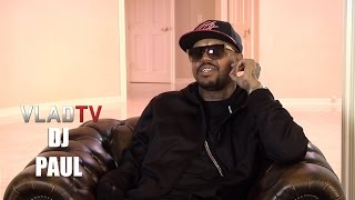DJ Paul Addresses Migos Popularizing Lord Infamous' Flow